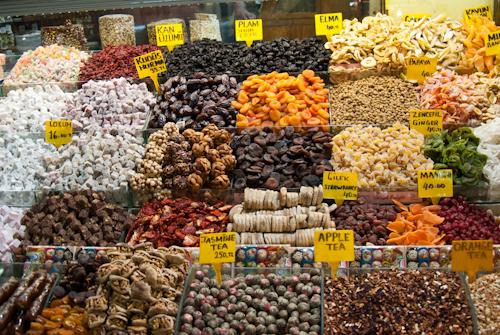 2011-04-22 14 Istanbul - Bazarul de mirodenii