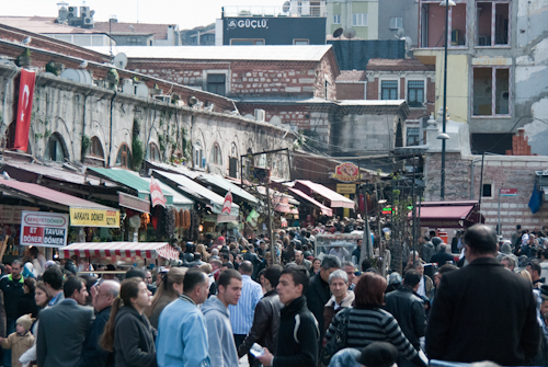 2011-04-23 107 Istanbul - Eminönü