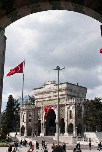 2011-04-23 91 Istanbul Universitatea Istanbul