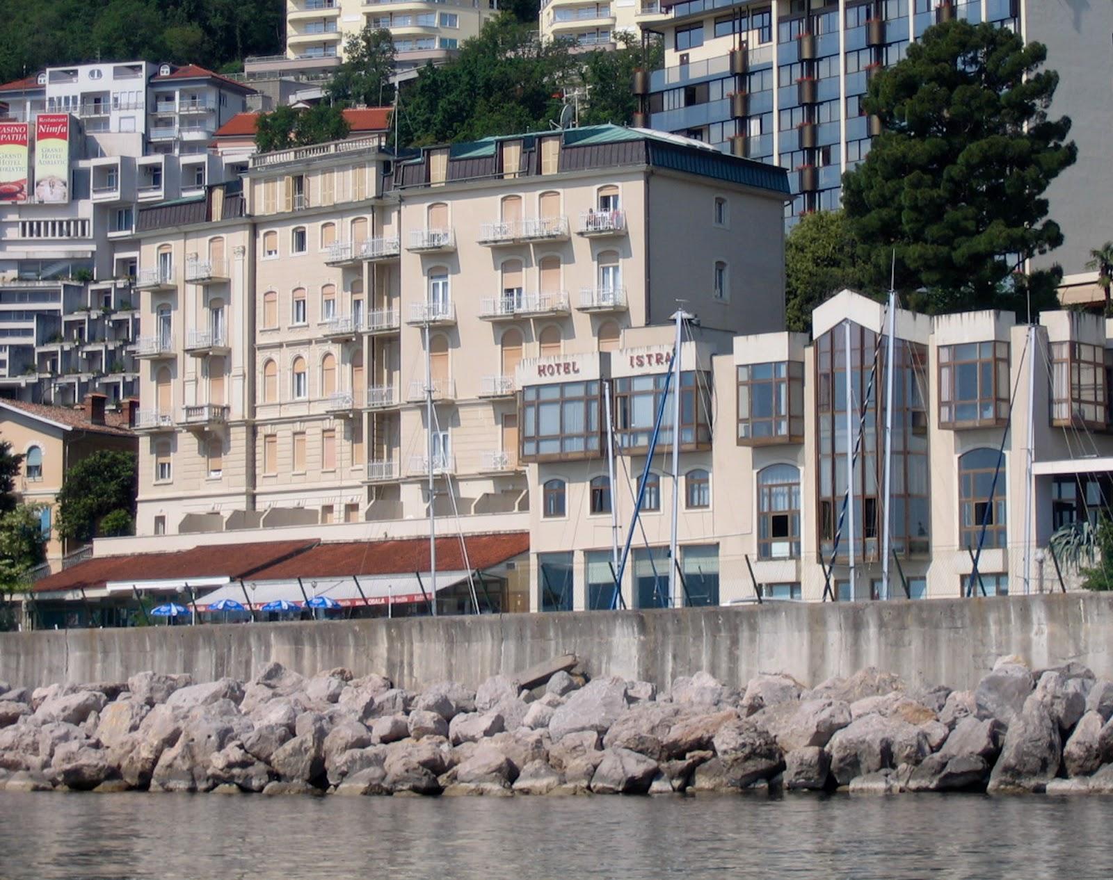 Hotel Istra - cuibusorul nostru croat