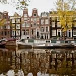 Ferestrele din Amsterdam