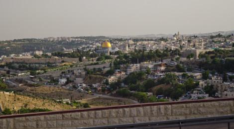Ierusalim - în afara porților