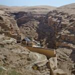 În deșertul Iudeii