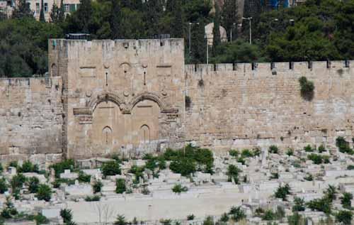 2013-05-27 26 Ierusalim - Poarta de Aur