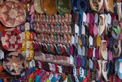Magazinul de babouches