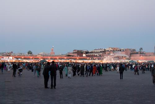 2014-03-24 166 Marrakech - Jemaa el-Fnaa