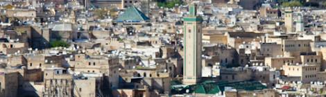 Medina din Fes