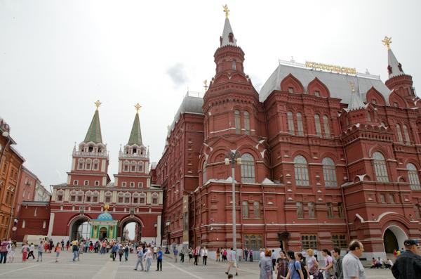 2014-06-21 61 Moscova - Manezhnaya Ploshchad
