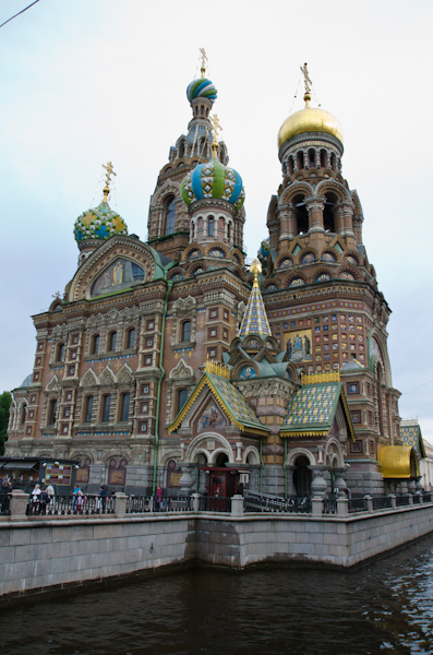 2014-06-23 50 Sankt Petersburg - Catedrala Mântuitorului