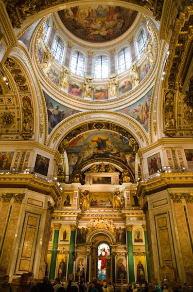 2014-06-24 101 Sankt Petersburg - Catedrala Sf Isac