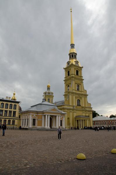 2014-06-24 22 Sankt Petersburg - Fortăreața Petru și Pavel