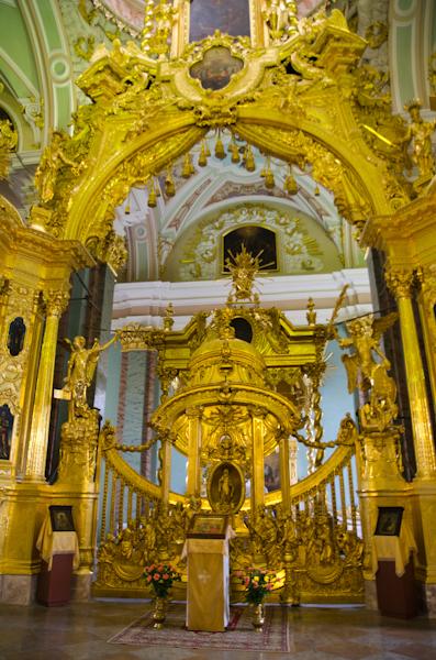 2014-06-24 35 Sankt Petersburg - Fortăreața Petru și Pavel