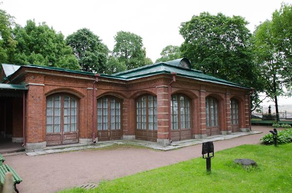 2014-06-24 61 Sankt Petersburg - Căsuța lui Petru I