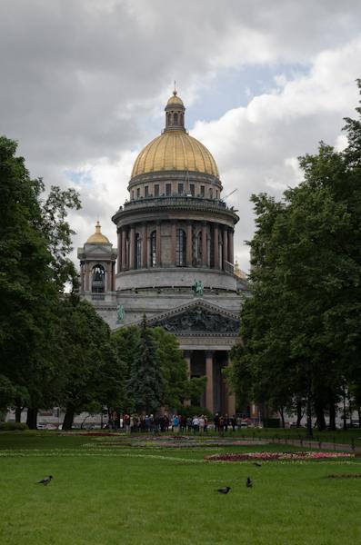 2014-06-25 03 Sankt Petersburg - Catedrala Sf. Isac