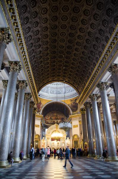 2014-06-26 96 Sankt Petersburg - Catedrala Kazan