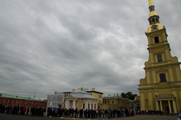 2014-06-24 24 Sankt Petersburg - Fortăreața Petru și Pavel