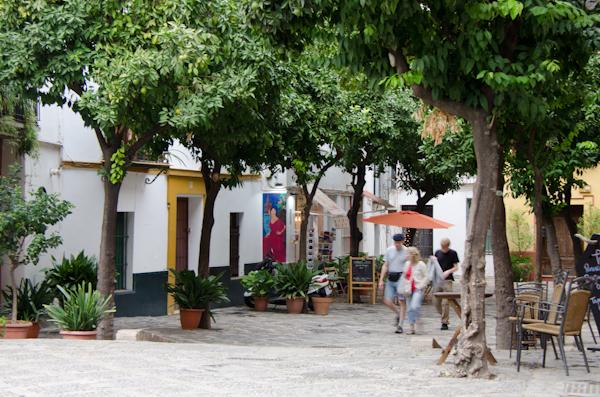 2015-10-10 120 Sevilla - Barrio de Santa Cruz