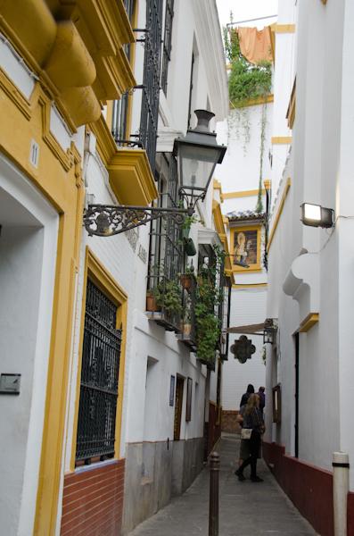 2015-10-10 122 Sevilla - Barrio de Santa Cruz