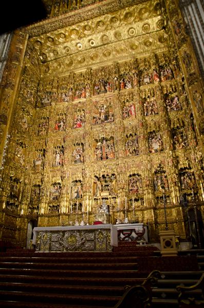 2015-10-10 55 Sevilla - Catedrala