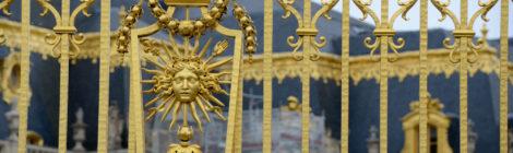 Versailles - prin palate