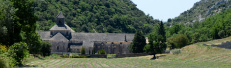 Abația Notre-Dame de Sénanque