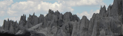 Tsingy de Bemaraha sau Locul unde nu poți umbla desculț