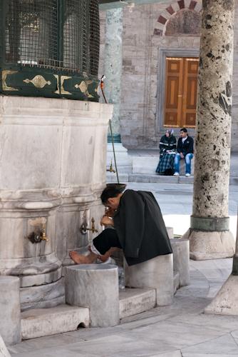 2011-04-23 90 Istanbul - Moschea Bayezıt
