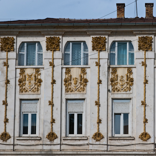 2011-10-12 15 Arad  - Palatul Albert Szabo bd Revolutiei 92