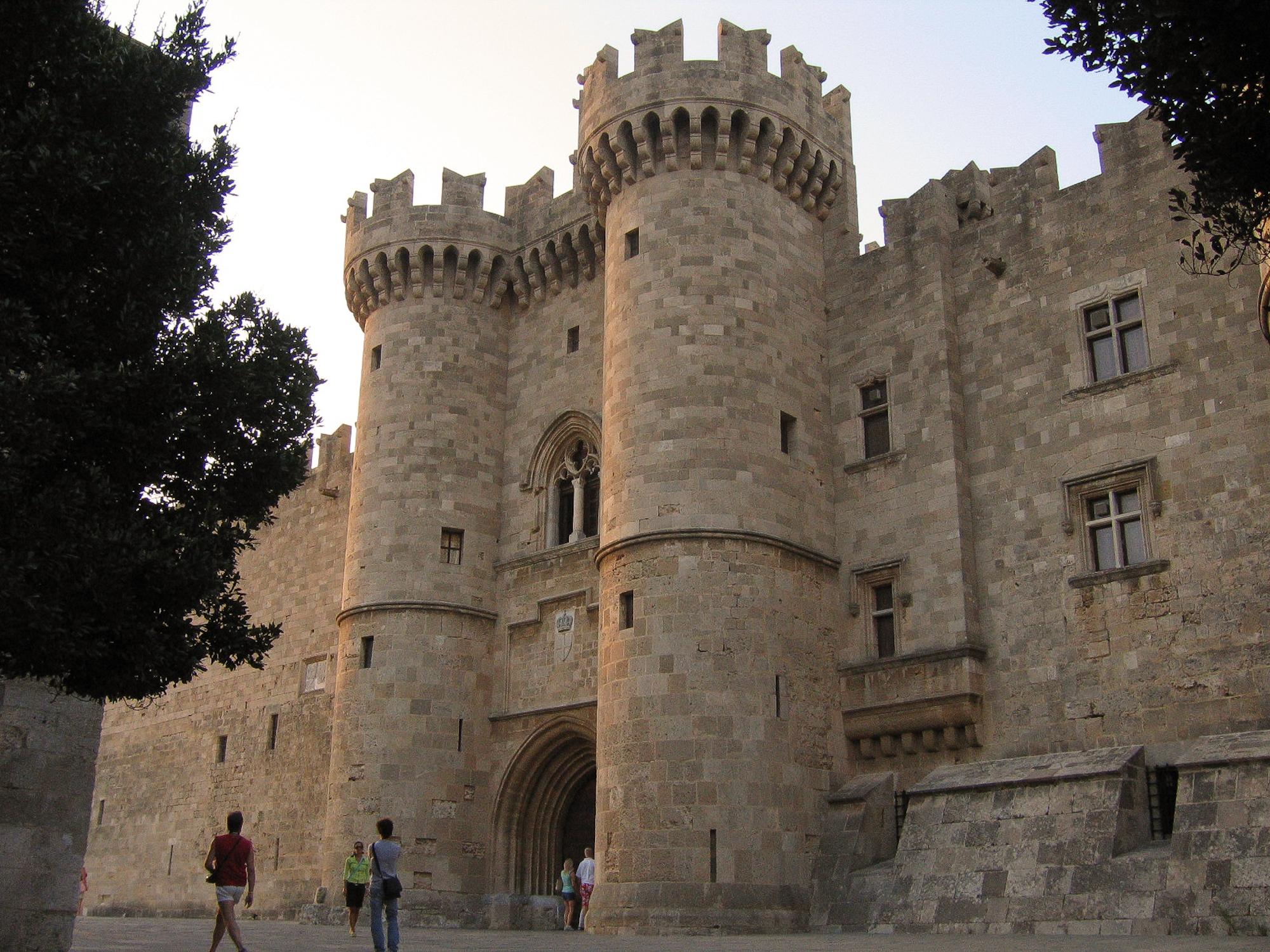 Palatul Marelui Maestru