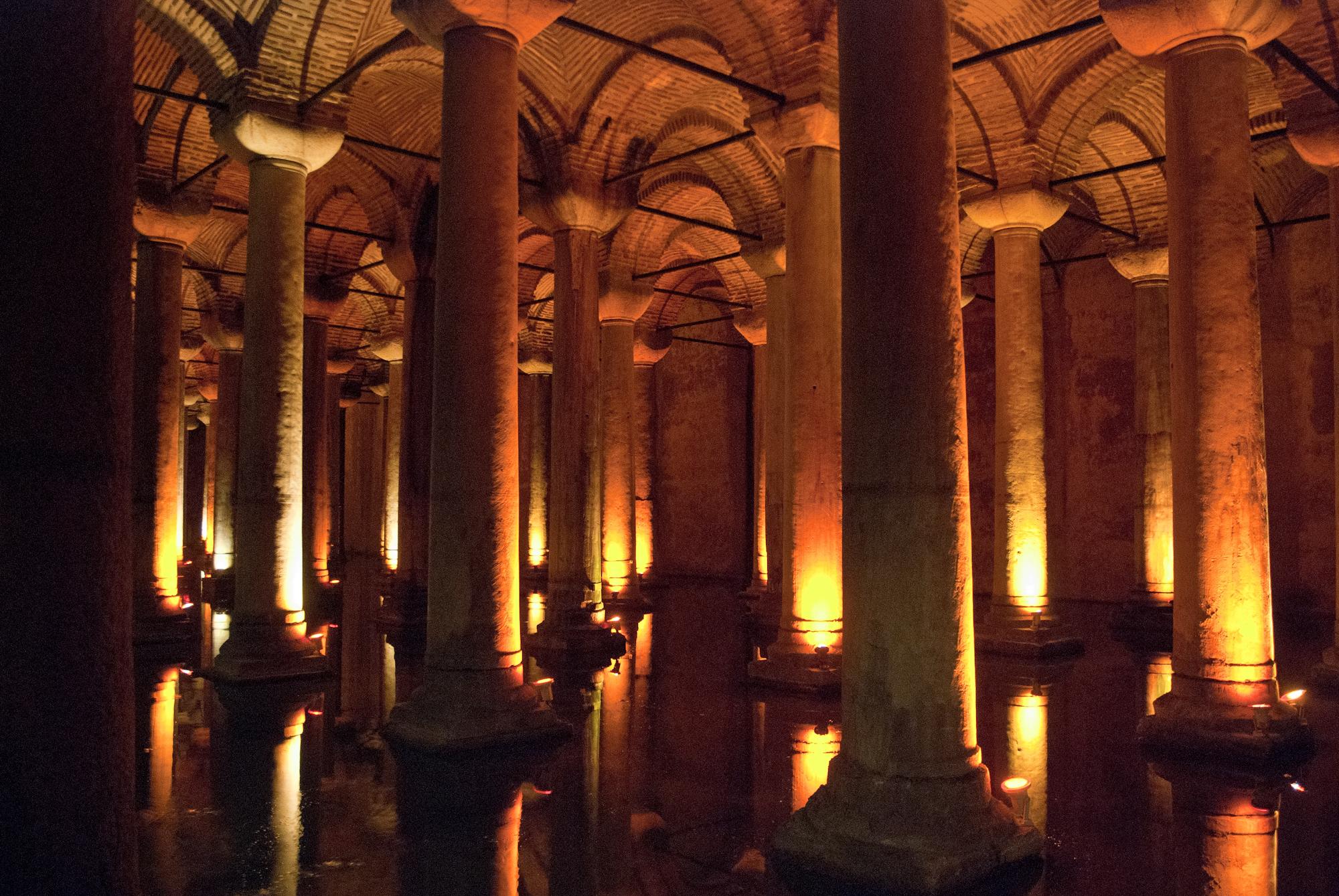 Istanbul - Cisterna Basilica