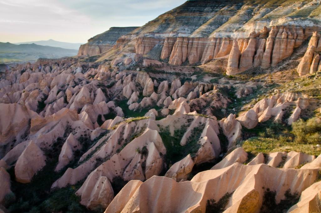 Capadocia-Goreme-Valea roz & Valea rosie