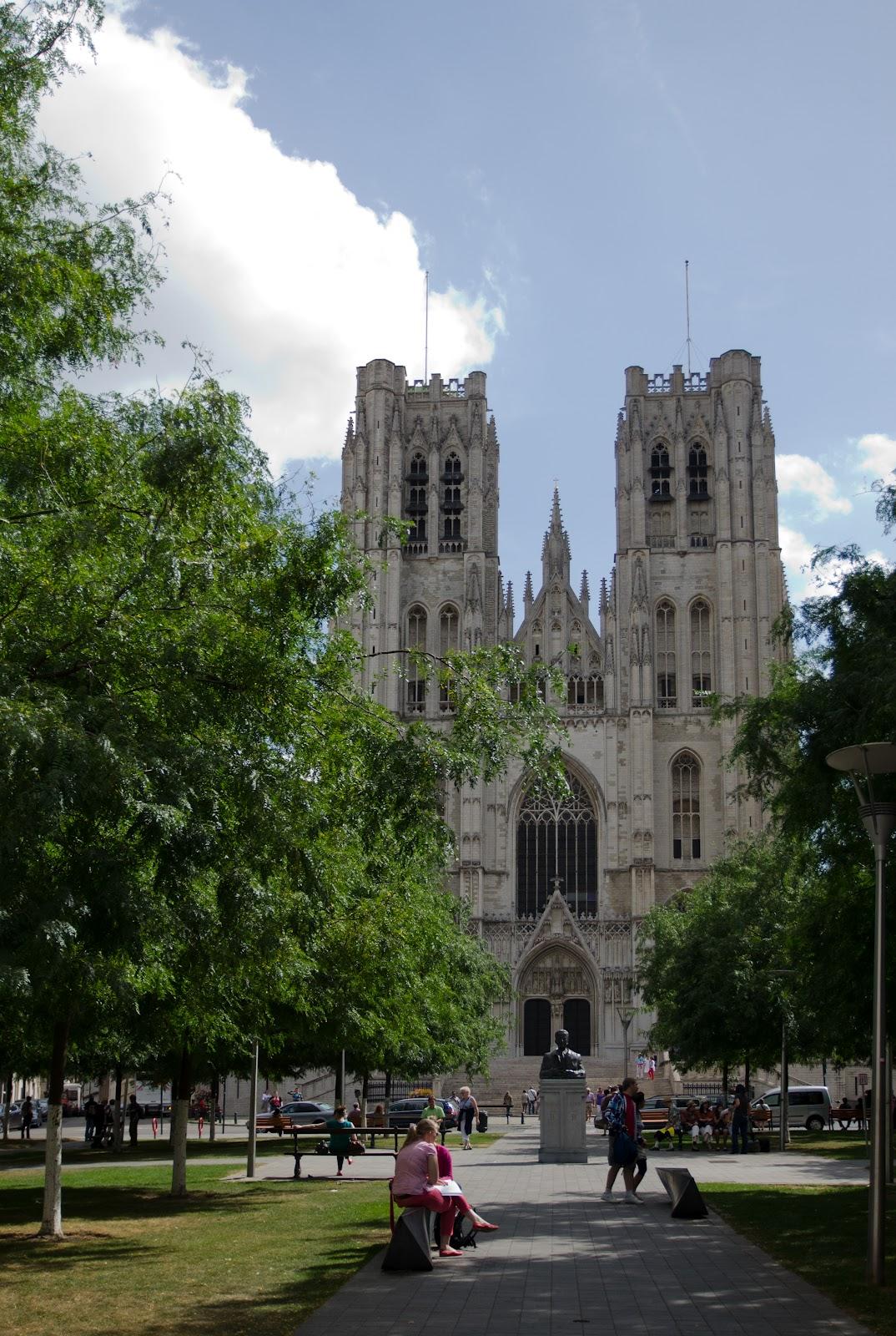 Catedrala Sfinților Mihail și Gudula