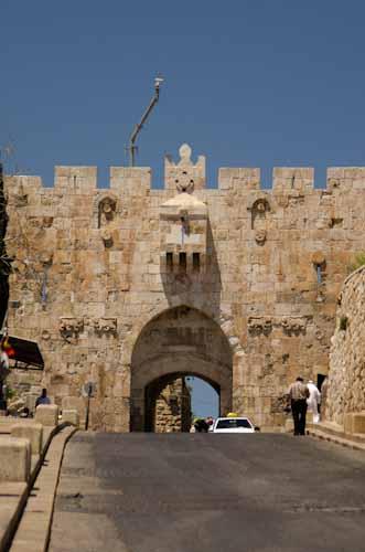 2013-05-27 60 Ierusalim - Poarta Sfantul Stefan
