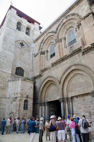 2013-05-27 104 Ierusalim - Biserica Mormantului Sfant