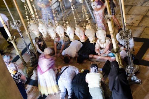 2013-05-27 108 Ierusalim - Biserica Mormantului Sfant