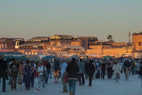 2014-03-24 153 Marrakech - Jemaa el-Fnaa