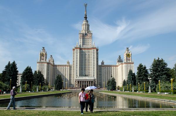 2014-06-21 20 Moscova - Universitatea Lomonosov