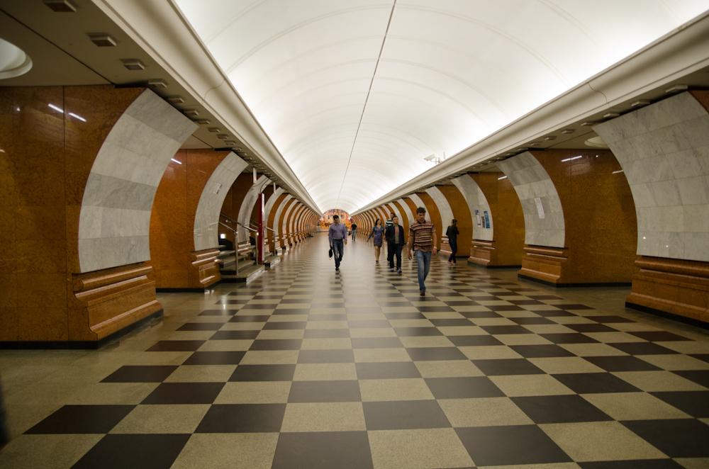 2014-06-21 34 Moscova - Metrou Statia Parc Pobedi