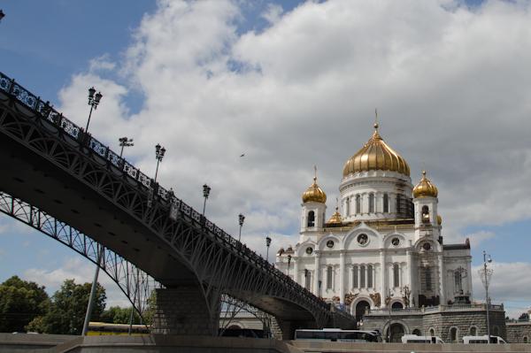 2014-06-22 102 Moscova - Cu vaporașul pe Moskwa