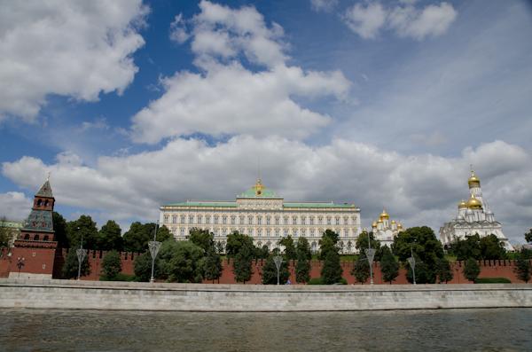 2014-06-22 112 Moscova - Cu vaporașul pe Moskwa