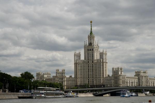 2014-06-22 121 Moscova - Cu vaporașul pe Moskwa