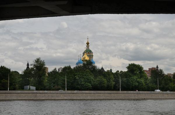 2014-06-22 135 Moscova - Cu vaporașul pe Moskwa