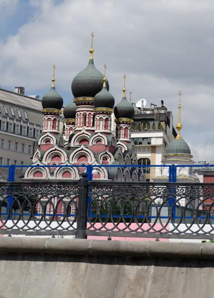 2014-06-22 140 Moscova - Cu vaporașul pe Moskwa
