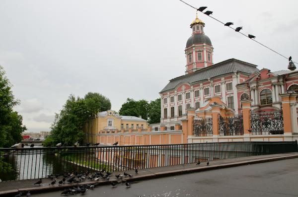2014-06-23 34 Sankt Petersburg - Lavra Alexander Nevsky