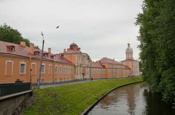 2014-06-23 35 Sankt Petersburg - Lavra Alexander Nevsky