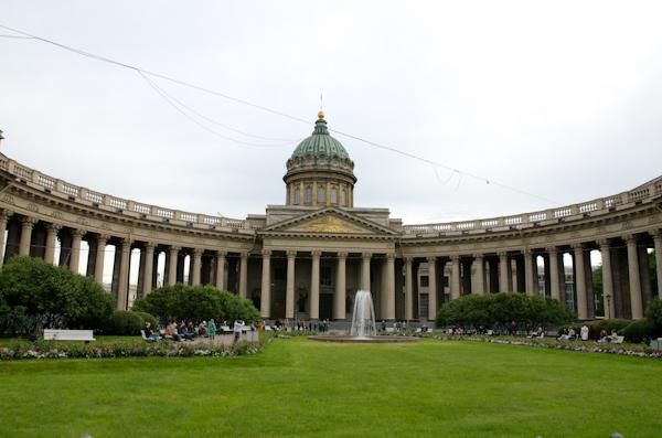2014-06-23 47 Sankt Petersburg - Catedrala Kazan