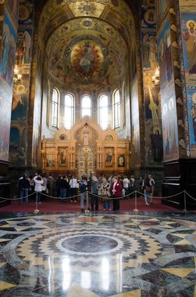 2014-06-24 73 Sankt Petersburg - Catedrala Mântuitorului