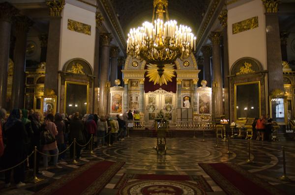 2014-06-26 94 Sankt Petersburg - Catedrala Kazan