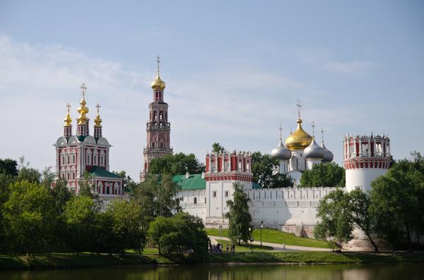 2014-06-21 11 Moscova Manastirea Novodevici