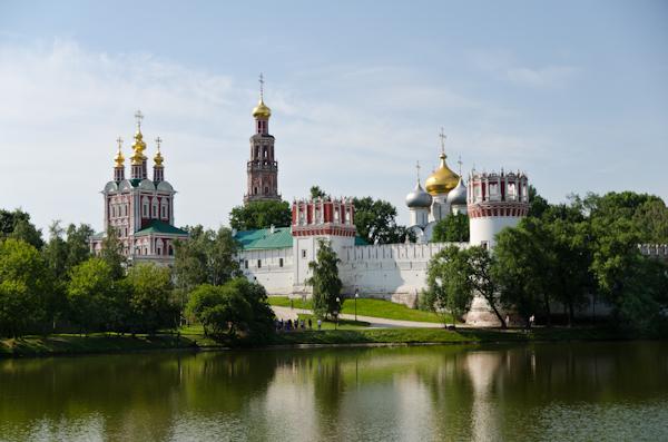 2014-06-21 14 Moscova Manastirea Novodevici